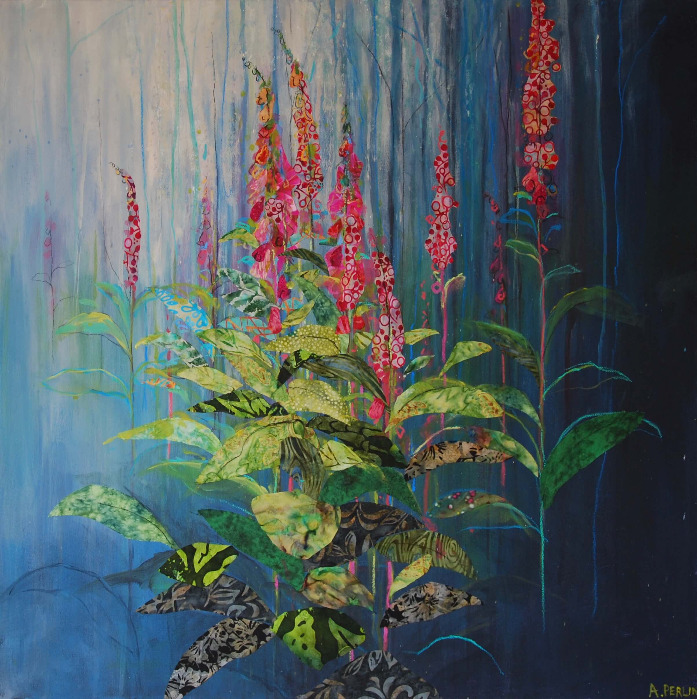 Paintings Anna Perlin