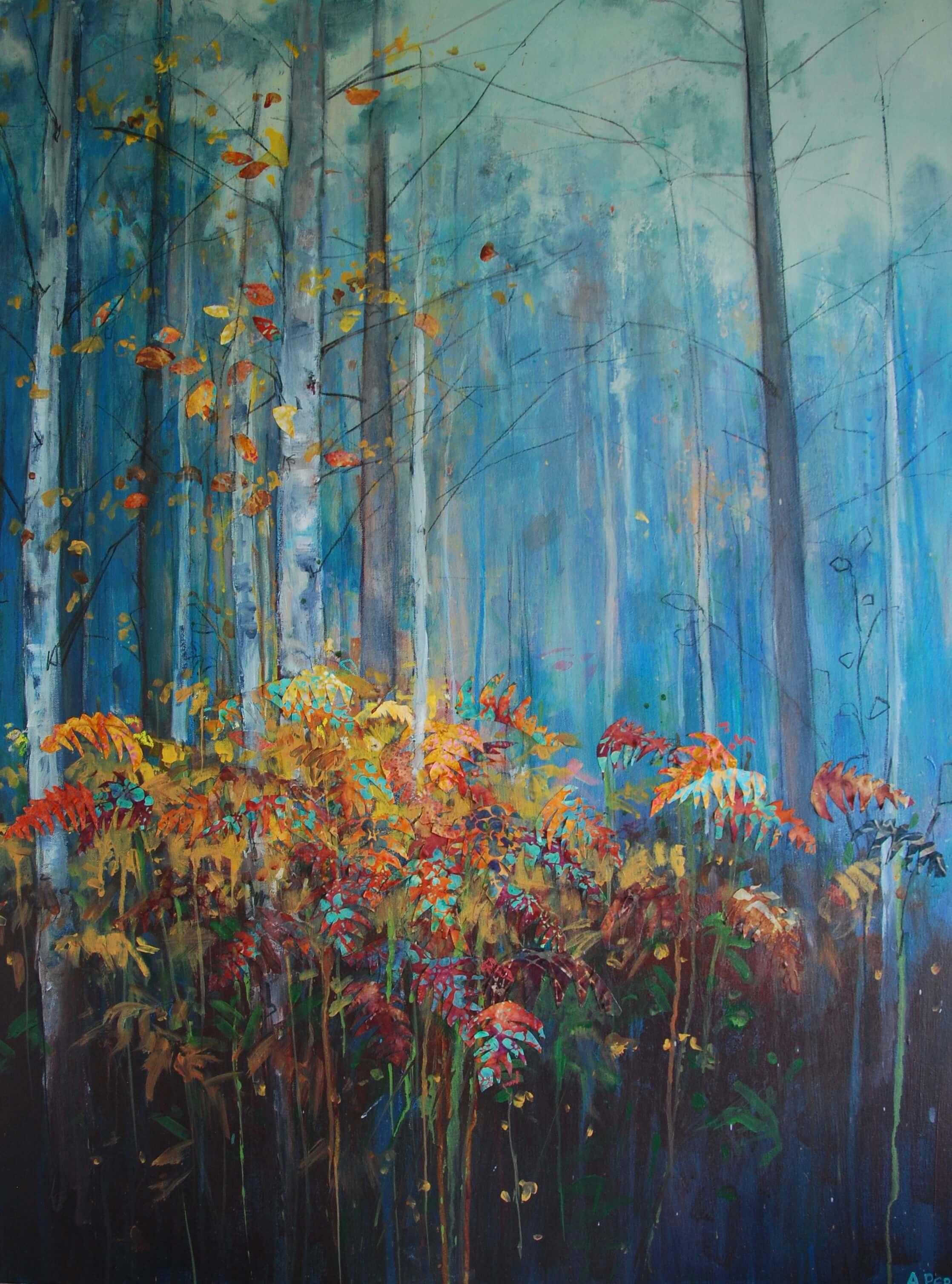 Paintings – Anna Perlin